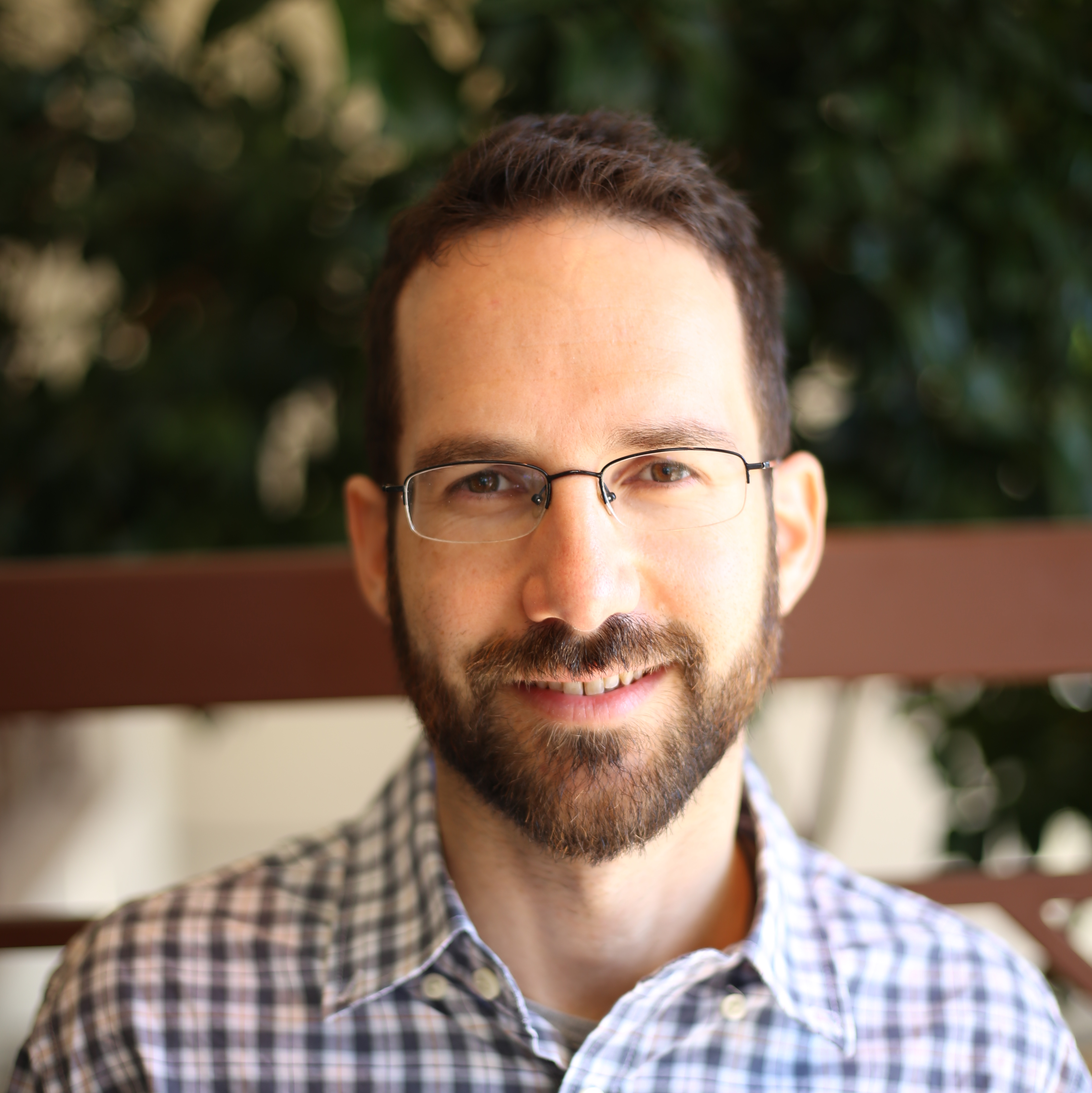 Photo of Benjamin Greenberg, MA