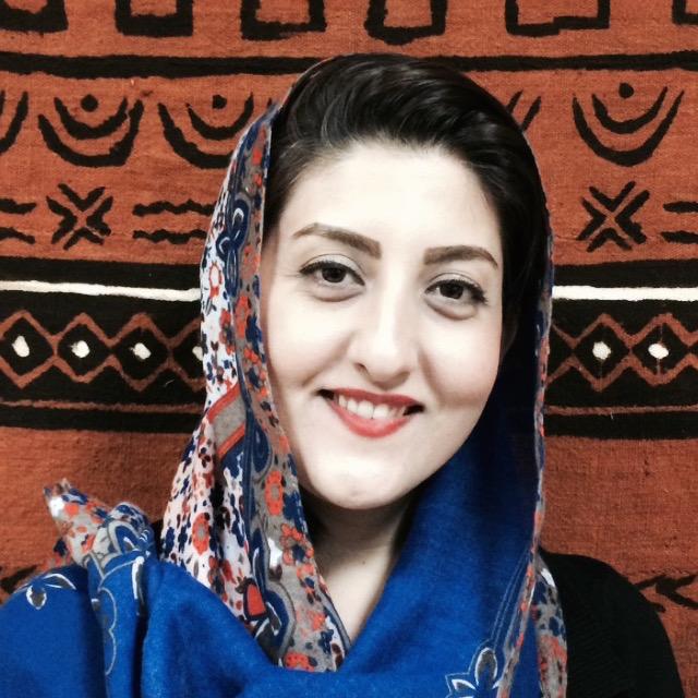 Photo of Maryam Jabbari, MA