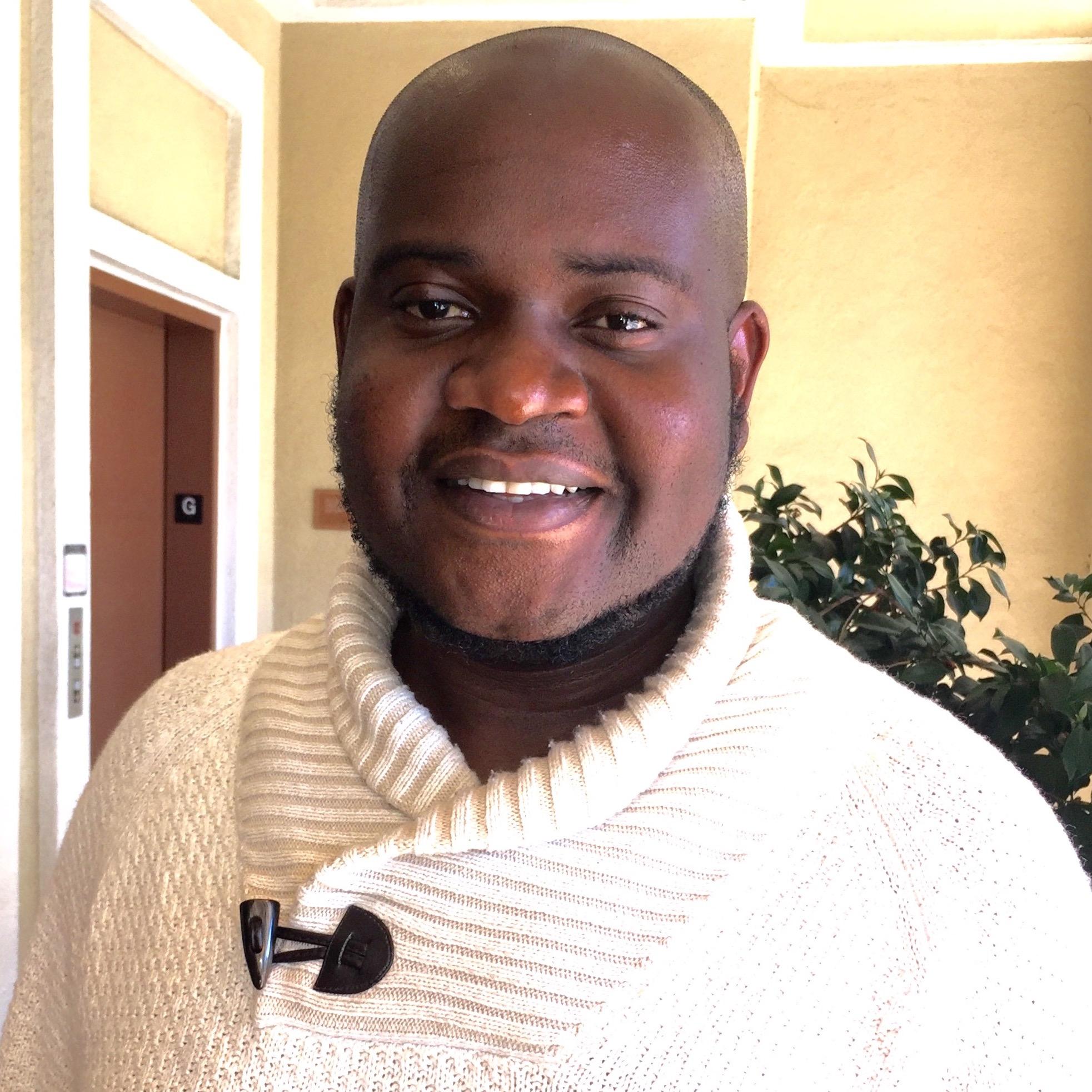 Photo of Maxwell Osaghae