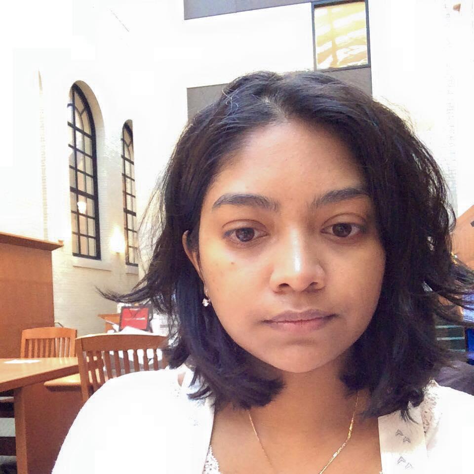Photo of Samanthi Jinadasa
